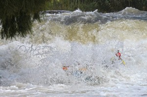 IngWhite water rafting with Inwenya tours