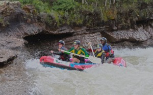 Asrivier-Bridge-rapid saam met ATKV Post-matrie