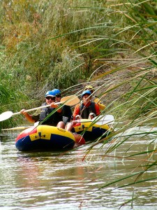 River rafting Orange River Pella